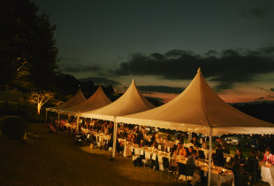 Luxuary Outdoor Diningを開催しました。