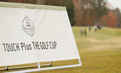 TOUCH PLUS THE GOLF CUP 2018