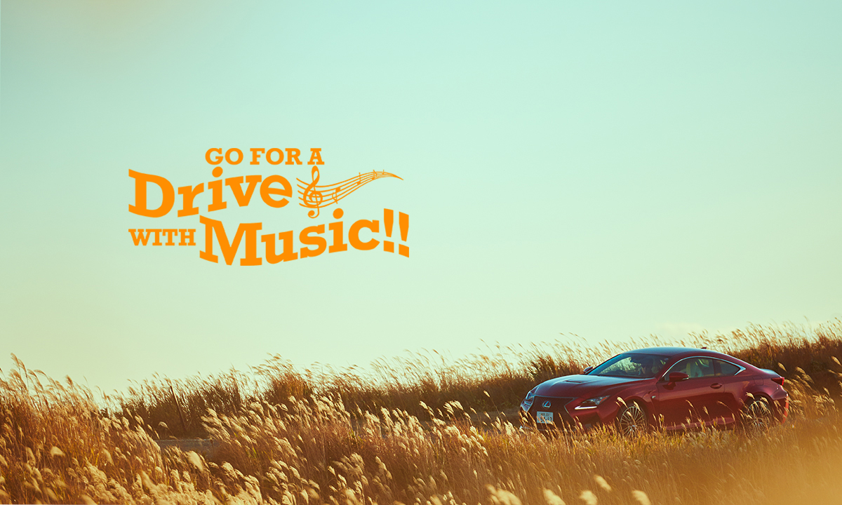 GO FOR A Drive with Music!!